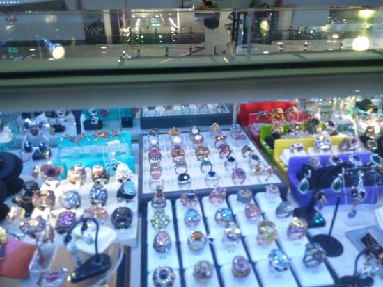 Rings Picture Of Jewelry Trade Center Bangkok Tripadvisor. Silom Galleria
