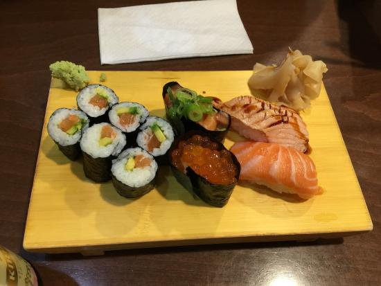 Sushi-Auswahl