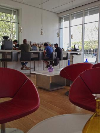 Twelve Eighty Table 1280 Lounge Woodruff Arts Center