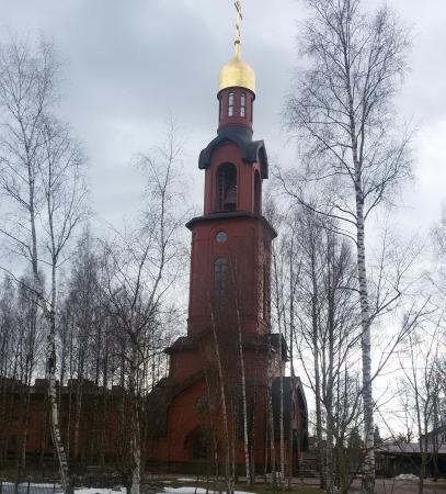 Temple Bell Tower of St. Prince Igor