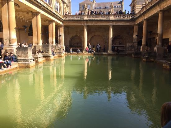 Bath Tours - City and Country Walk: Sunny Bath