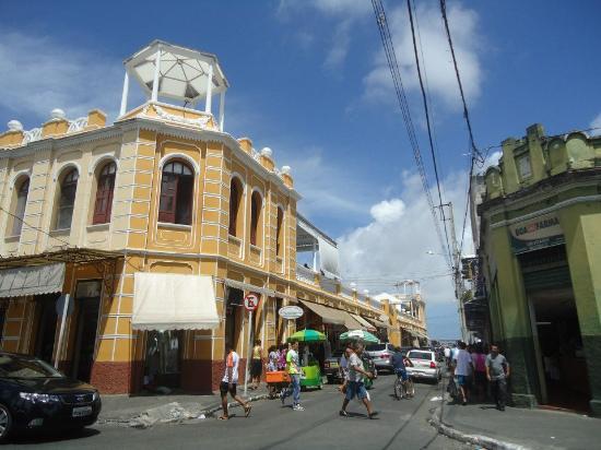 Resultado de imagem para Centro Histórico de Aracaju e Mercado Municipal