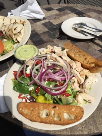 Fork in the Alley: Mediterranean Salad