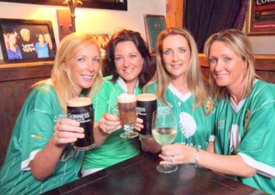 Atlantic Beach, FL: Slainte!  The Best Place to Watch International  Soccer & Rugby Games