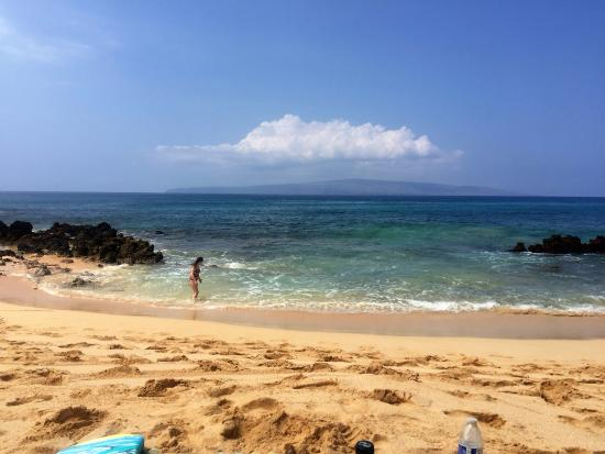 beautiful view from your beach chair picture of oneloa beach rh tripadvisor com