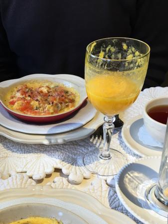 Guesthouse Bonifacius : Délicieux petit déjeuner