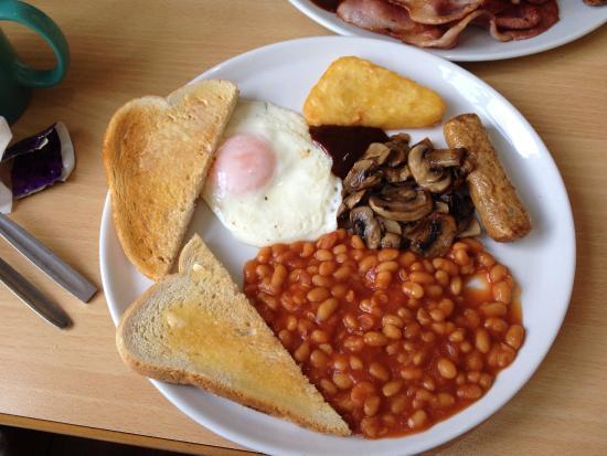 """Boscastle, UK: """"Good Veggie"""""""