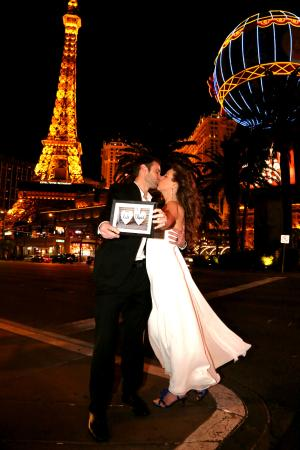 Scenic Las Vegas Weddings Chapel Strip Wedding March 2016