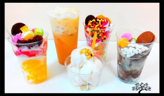 Icy Berry Yogurt