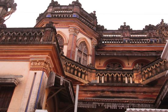 Kanadukathan, Hindistan: Palace in the town