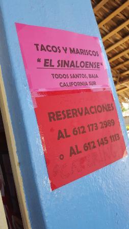 Tacos Y Mariscos El Sinaloense: 20160402_131218_large.jpg