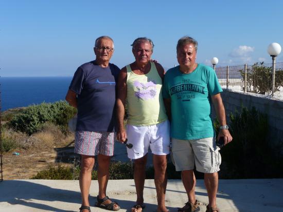 Kefalos, กรีซ: Questi sono i miei simpatici amici di .....ventura grazie ai quali ero a Kos