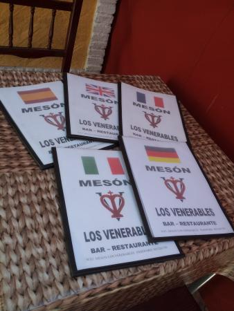 Meson los Venerables SL.