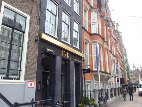 Ink Hotel Amsterdam Picture Of Ink Hotel Amsterdam