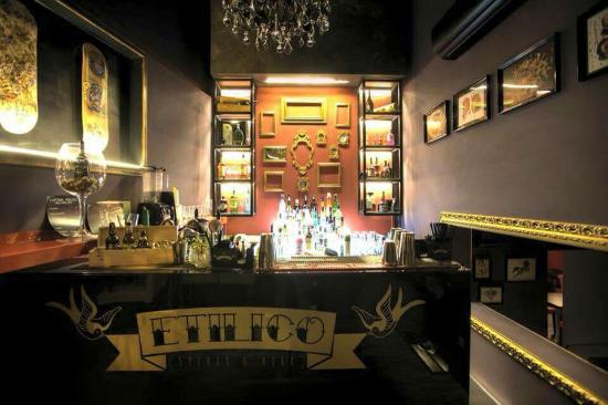 ETILICO spirit &  beer