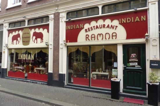 Ramna Tandoori Indian Restaurant : Restaurant Ramna in The Hague