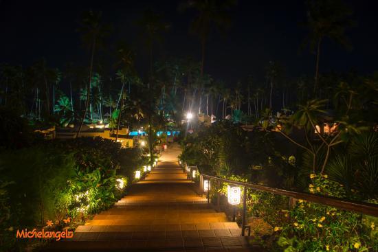 Illuminazione notturna è ben distribuita foto di dream of