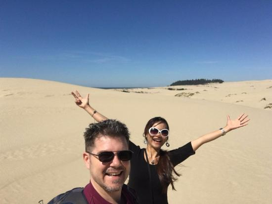 John Dellenback Dunes Trail: Greetings from Tatooine! Anyone know a good bar?