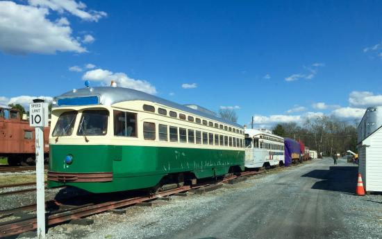 Middletown, Pensylwania: Trolley collection