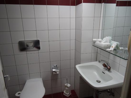 salle de bains picture of hotel bernina geneve geneva tripadvisor rh tripadvisor com