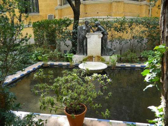 Jard n de entrada picture of museo sorolla madrid - Entradas de jardines ...