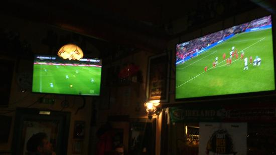 Chelsea Pub : Fußball