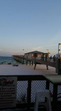 Okaloosa Island Beach Restaurants