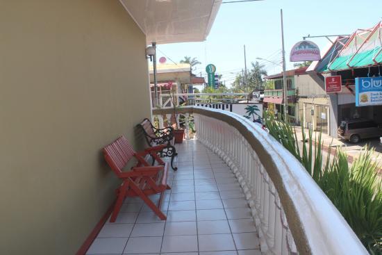 Hotel Malinche: muy centrico