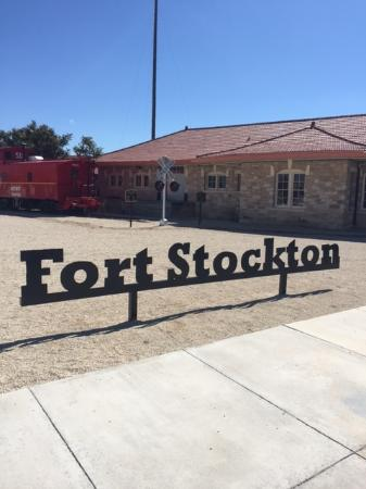 ‪Fort Stockton Visitor Center‬