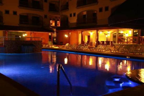 Piscina Gran Hotel Azuero