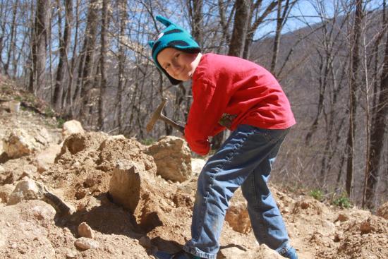 Gem Mountain: Brushy Creek Mine