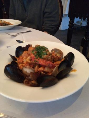 Sapori: Seafood medley special