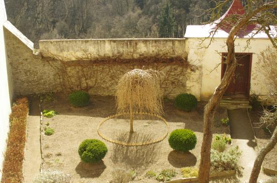 Vranov nad Dyji, República Checa: A garden on the castle Vranov