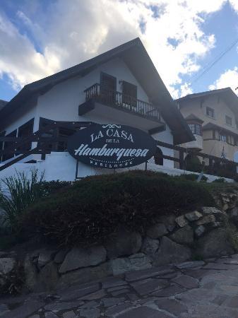 La Casa de la Hamburguesa Bariloche: DAY2