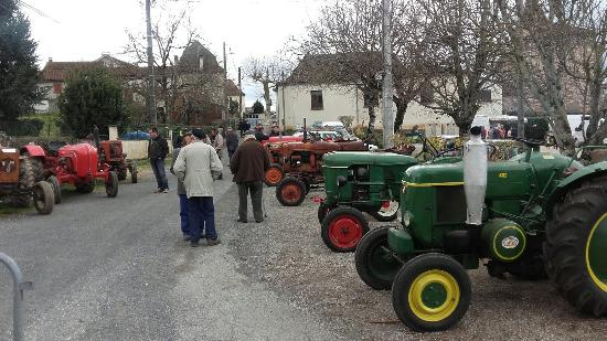 Saint-Jean-Lagineste, França: Vide Greniers