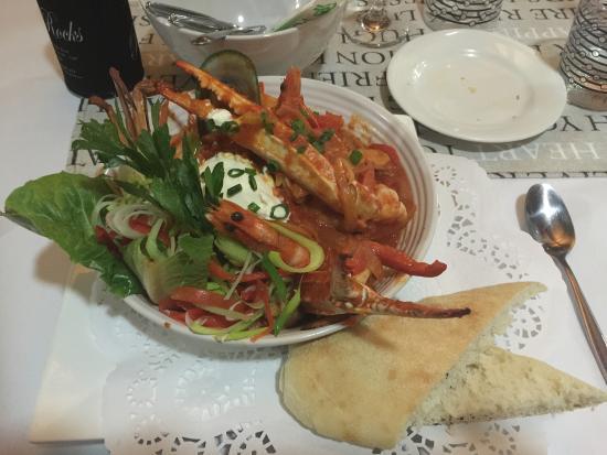 Greenwell Point, Australia: Pelican Rocks Seafood Restaurant