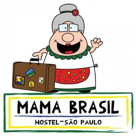 Mama Brasil Hostel : marca