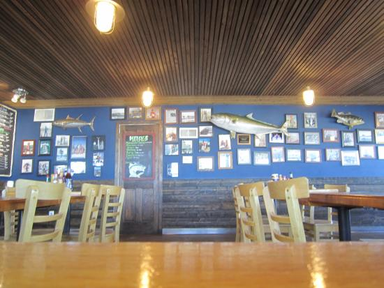 Mitch s seafood decor picture of san