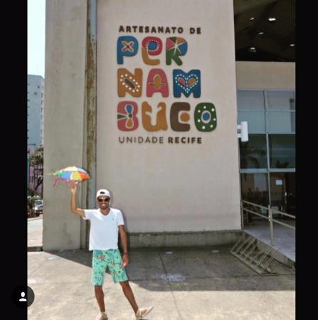 Centro de Artesanato de Pernambuco Unidade Recife: Feira de Artesanato Recife