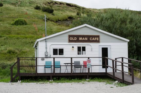 Old Man Cafe
