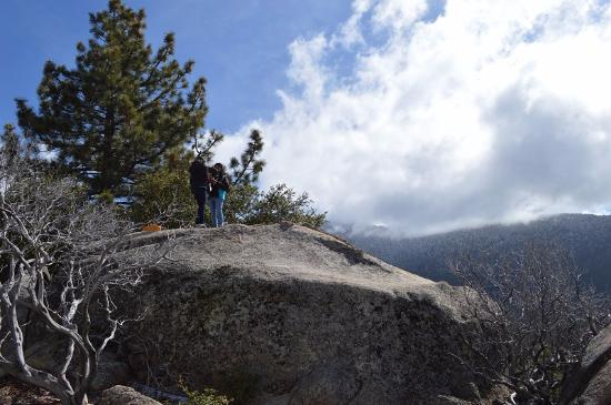 Idyllwild, Калифорния: View point - very short walk with visual treat!