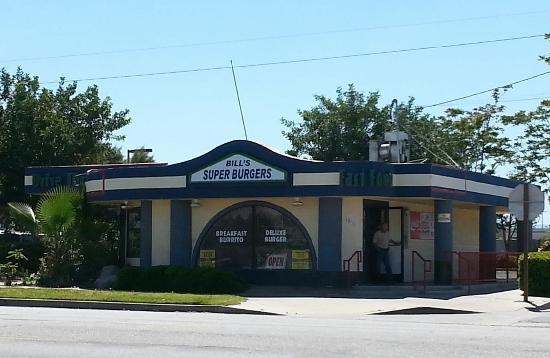 Bill's Super Burgers
