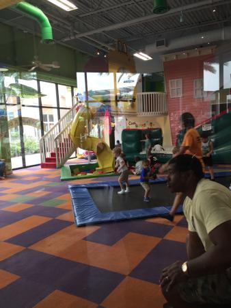 Cool Beans Indoor Playground Cafe Palm Beach Gardens Aktuelle 2018 Lohnt Es Sich