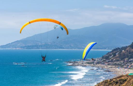 Parapente Aire Libre: Was an incredible experience ! very good people!