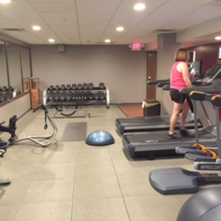 fitness room picture of doubletree by hilton the tudor arms hotel rh tripadvisor com