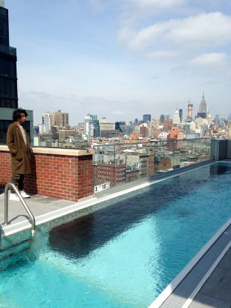 morning view from the hotel picture of hotel indigo lower east rh tripadvisor ie