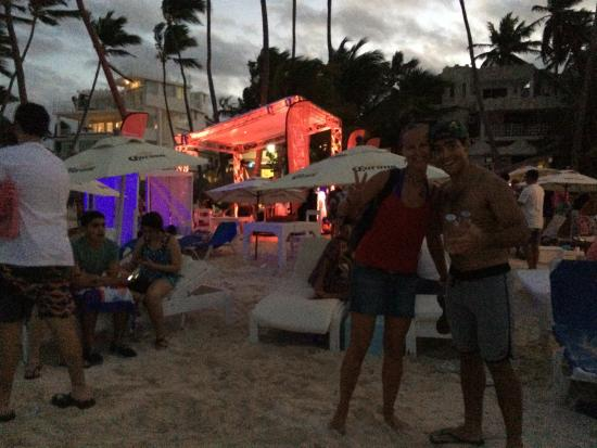Soles Chill Out Bar : An atypically crazy - but fun! - night during Semana Santa. Most nights = just as fun, more chil