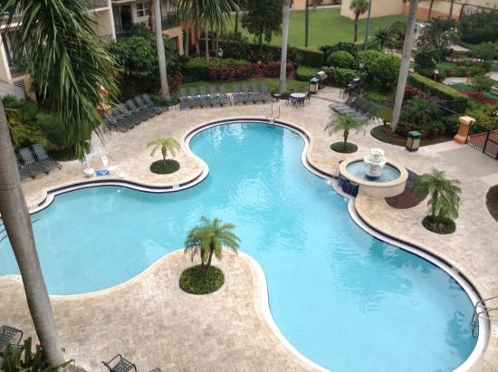 Wyndham Palm-Aire: Pool