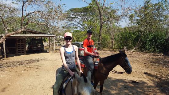 Indiana Horse Tours: Mounted up
