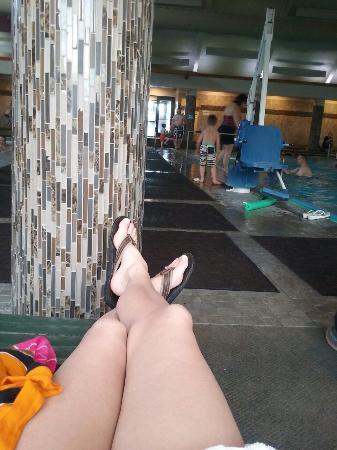 Fairmont Hot Springs Resort: 20160328_190108_large.jpg